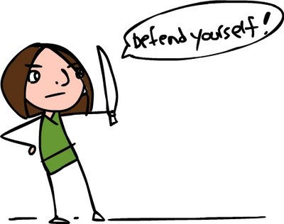 forsvar dig selv