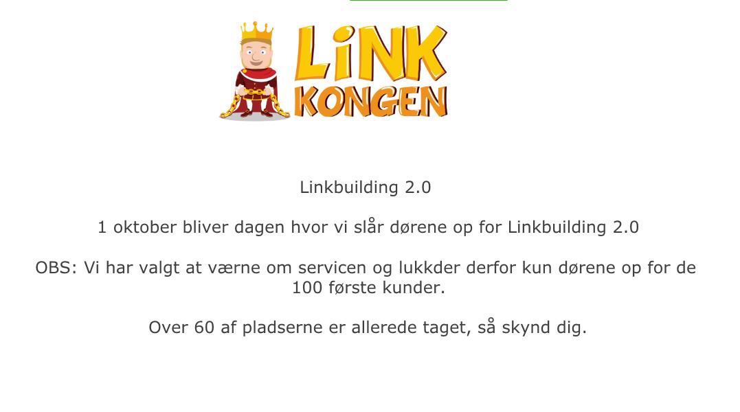 Linkbuilding på Svensk, Norsk, Tysk og Hollandsk