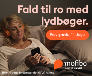 Mofibo Gratis Lydbøger 14 dage
