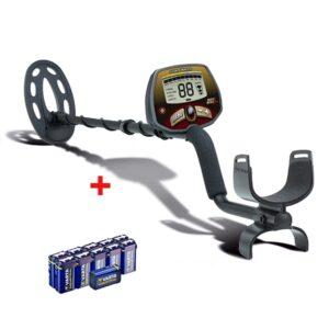 Bedste metaldetektor i test til begynderen
