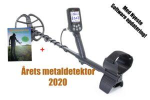 Metaldetektor test nr 1 - #1: Nokta Makro – Simplex+