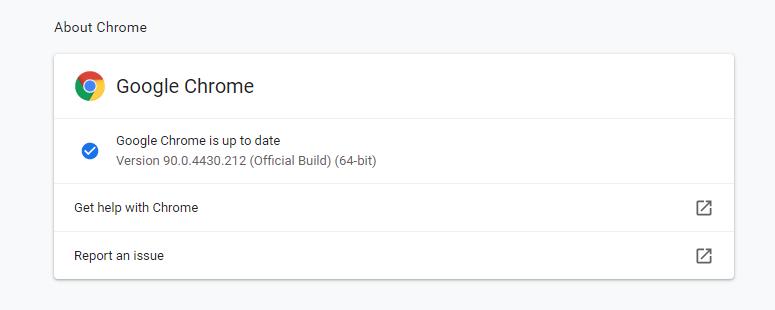 hvordan opdaterer jeg min browser