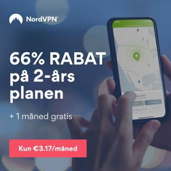 nordvpn - browser - rabat
