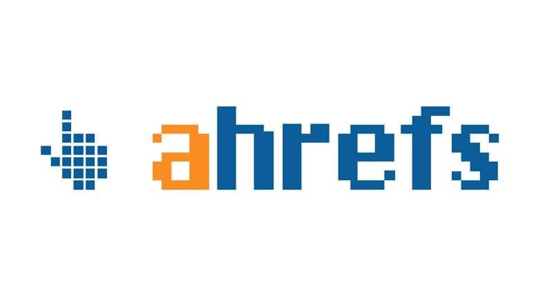 ahrefs logo - SEO-værktøj